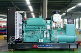 400kW柴油发电机组抖动厉害,可能是由于这9个原因导致的