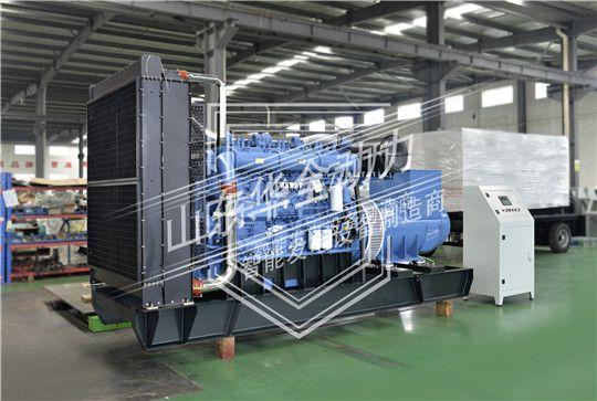华全800kw玉柴发电机组