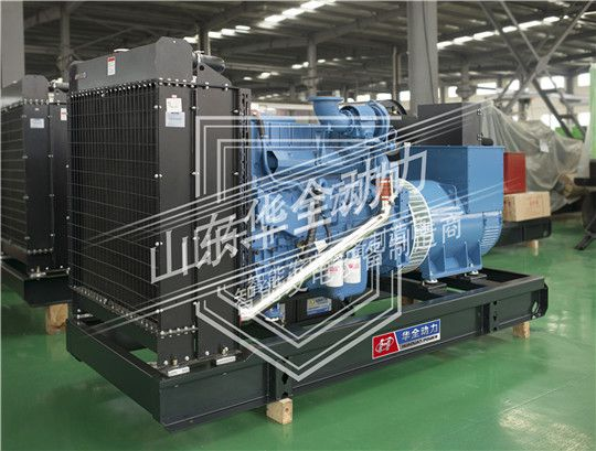 华全200kW玉柴发电机组