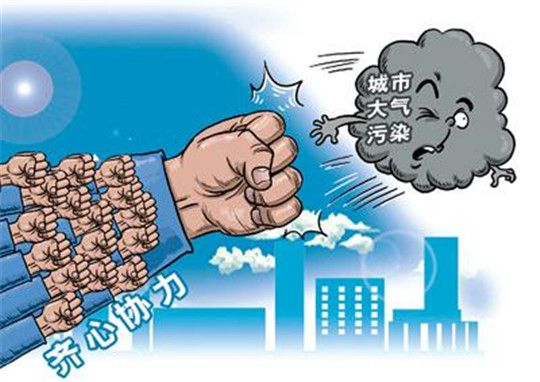 华全环保发电机组抵制雾霾