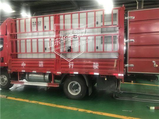 华全玉柴400kW发电机组发往四川