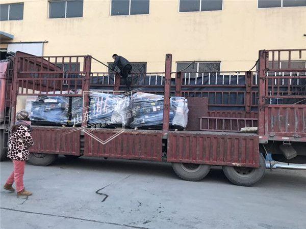 华全发电机组年底集中发货