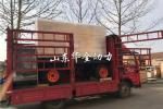 华全又双叒叕发货!150kW移动静音型发电机组发往济南!