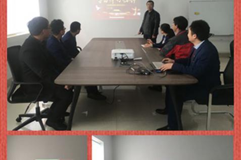华全动力党支部为弘扬雷锋精神,积极开展学雷锋主题活动