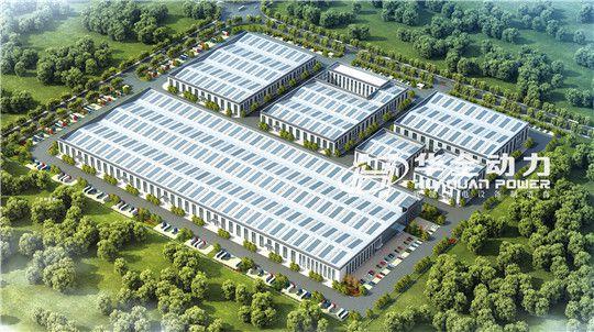山东华全动力股份有限公司智能工厂